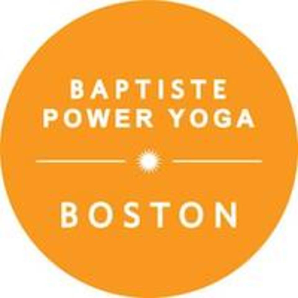 Baptiste Power Yoga Boston logo