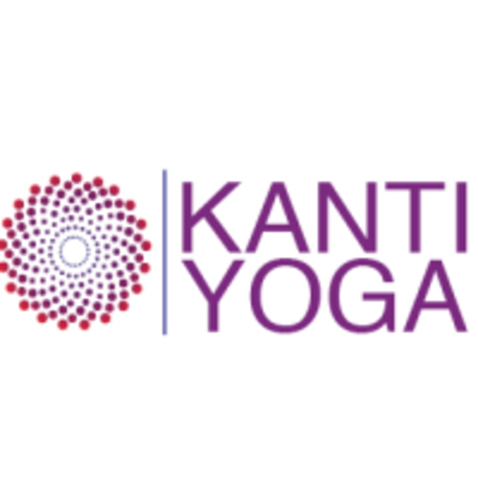 Kanti Yoga (formerly Radiance Yoga) logo