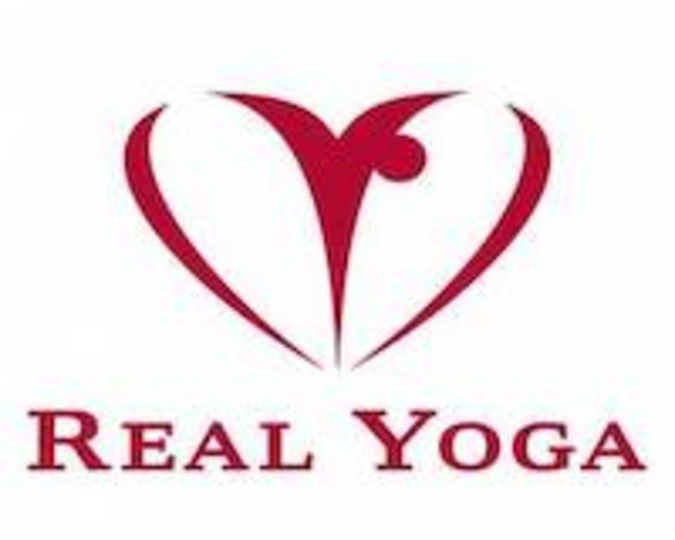 Real Yoga logo