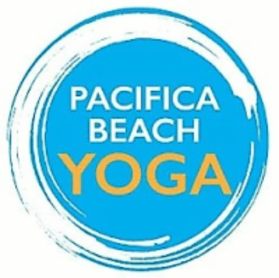 Pacifica Beach Yoga logo