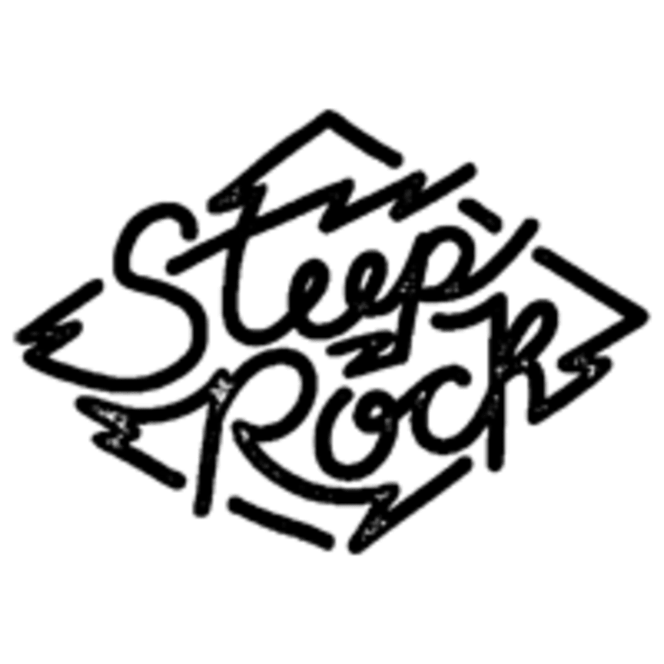 Steep Rock Bouldering logo