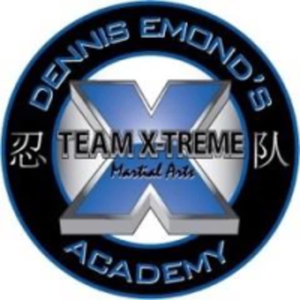 Team X-Treme Martial Arts Academy logo