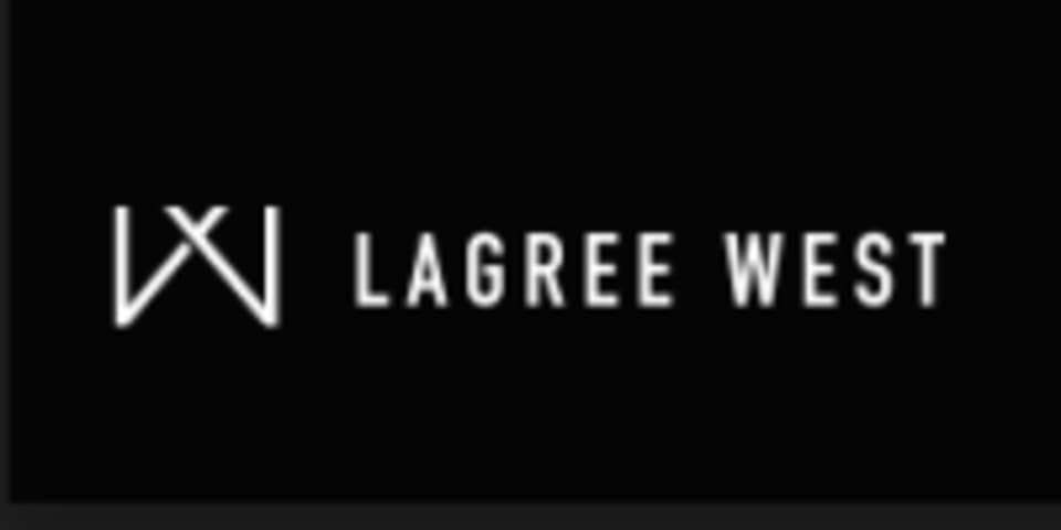 Lagree West  logo