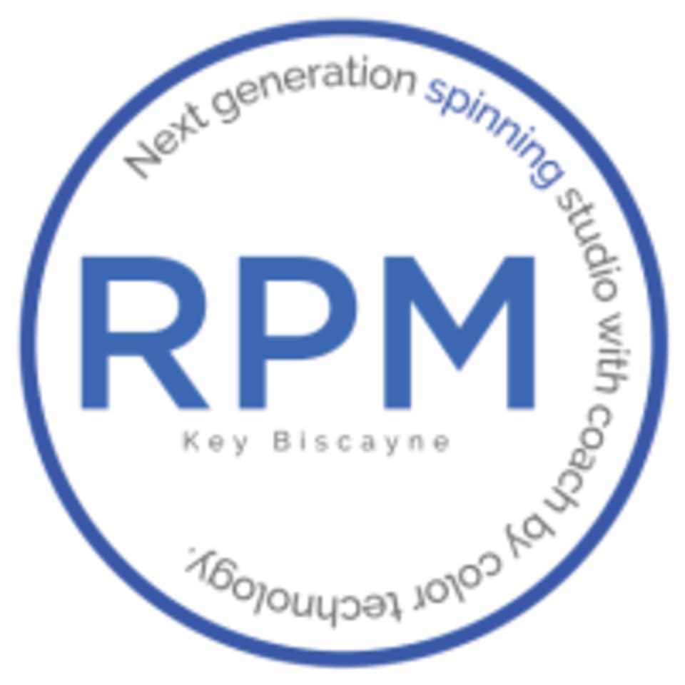 RPM Cycling logo