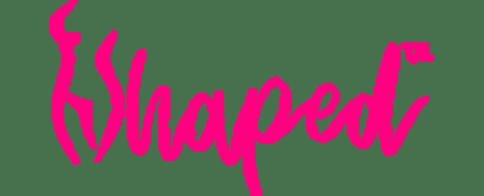 Shaped logo