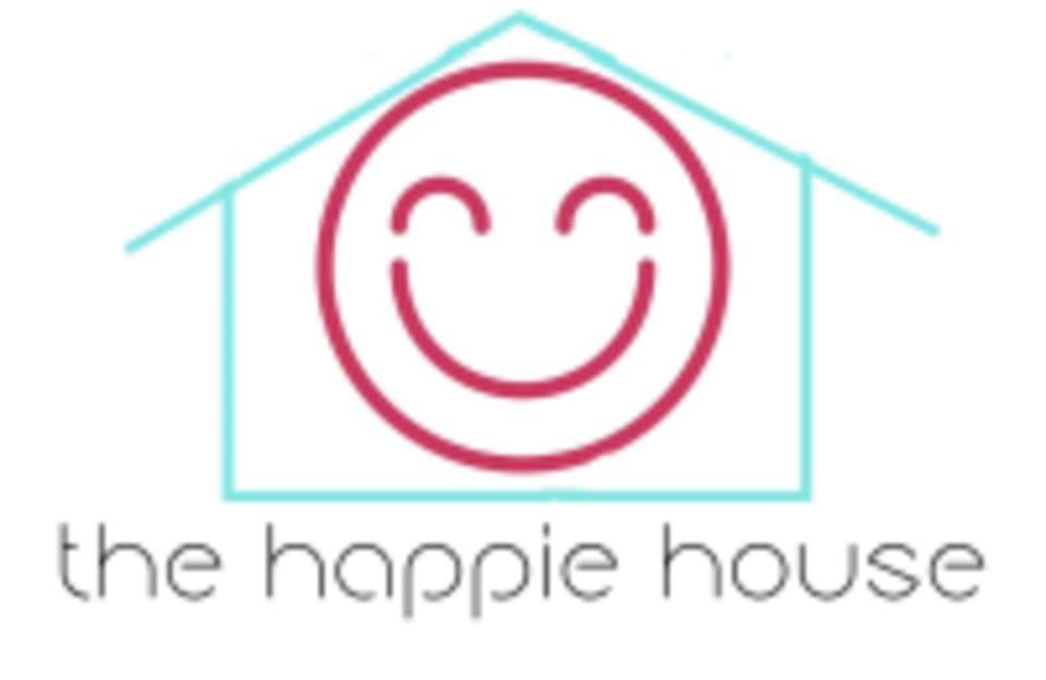 The Happie House logo