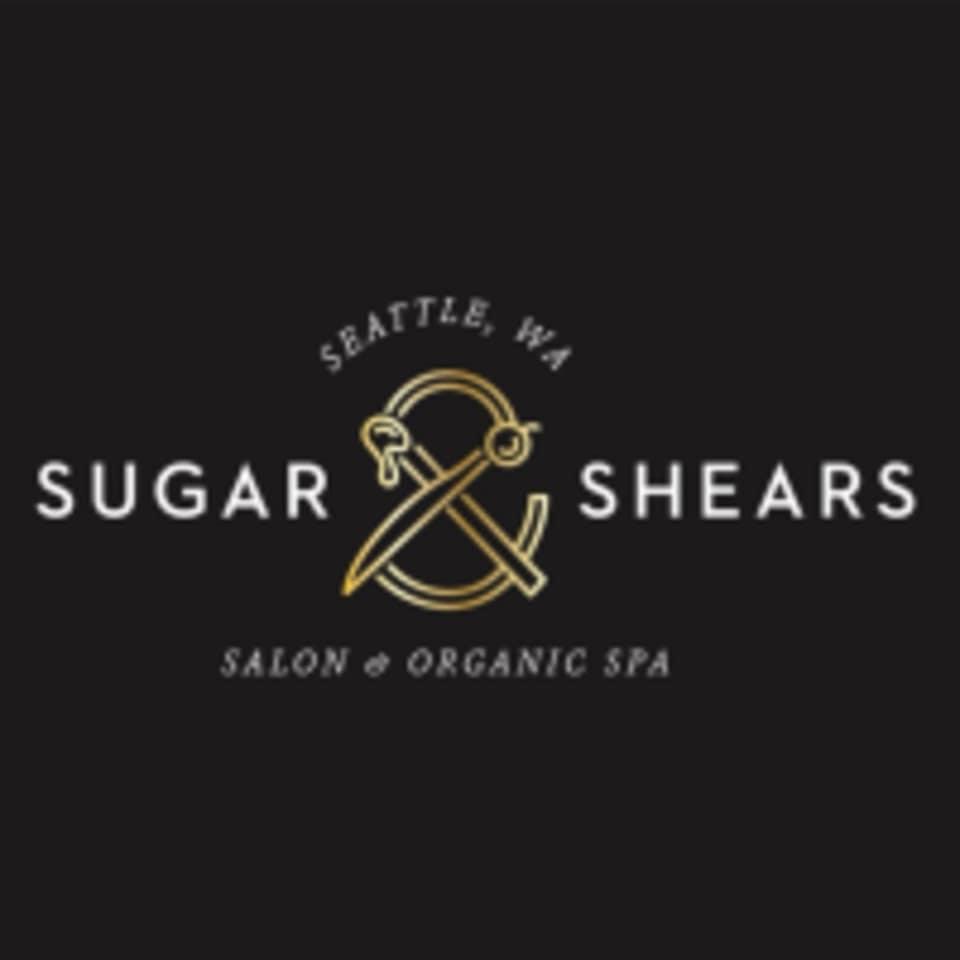 Sugar & Shears Salon And Organic Spa logo