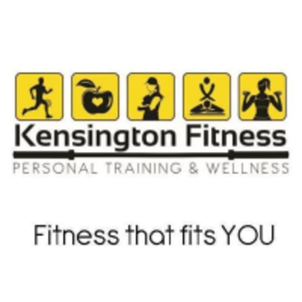 Kensington Fitness logo