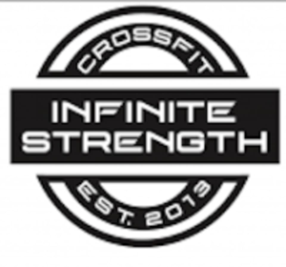 CrossFit Infinite Strength logo