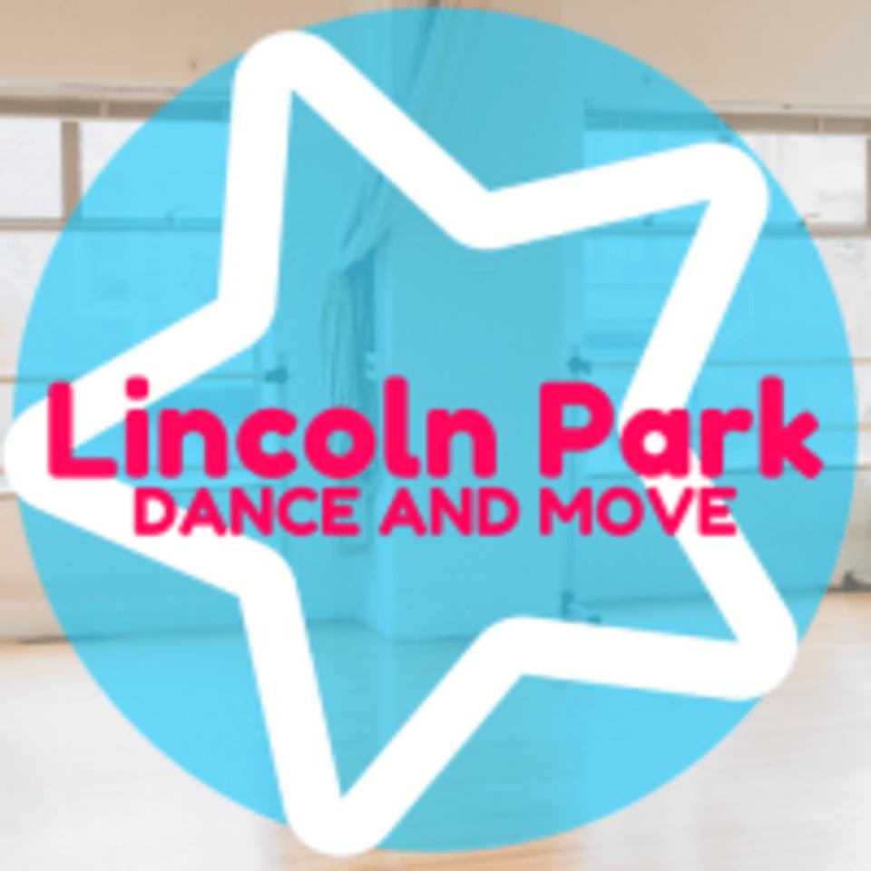 Lincoln Park Dance + Move logo