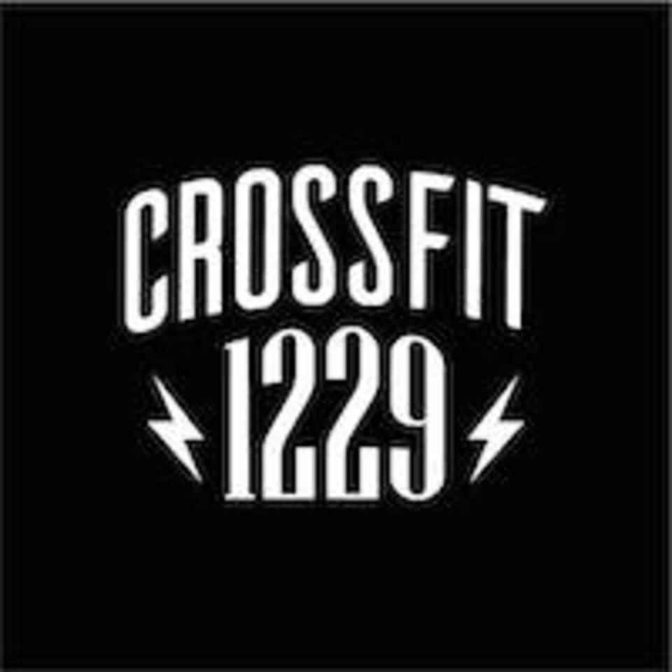 CrossFit 1229 logo