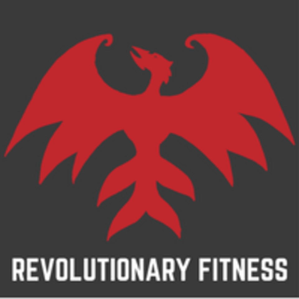 Revolutionary Fitness logo