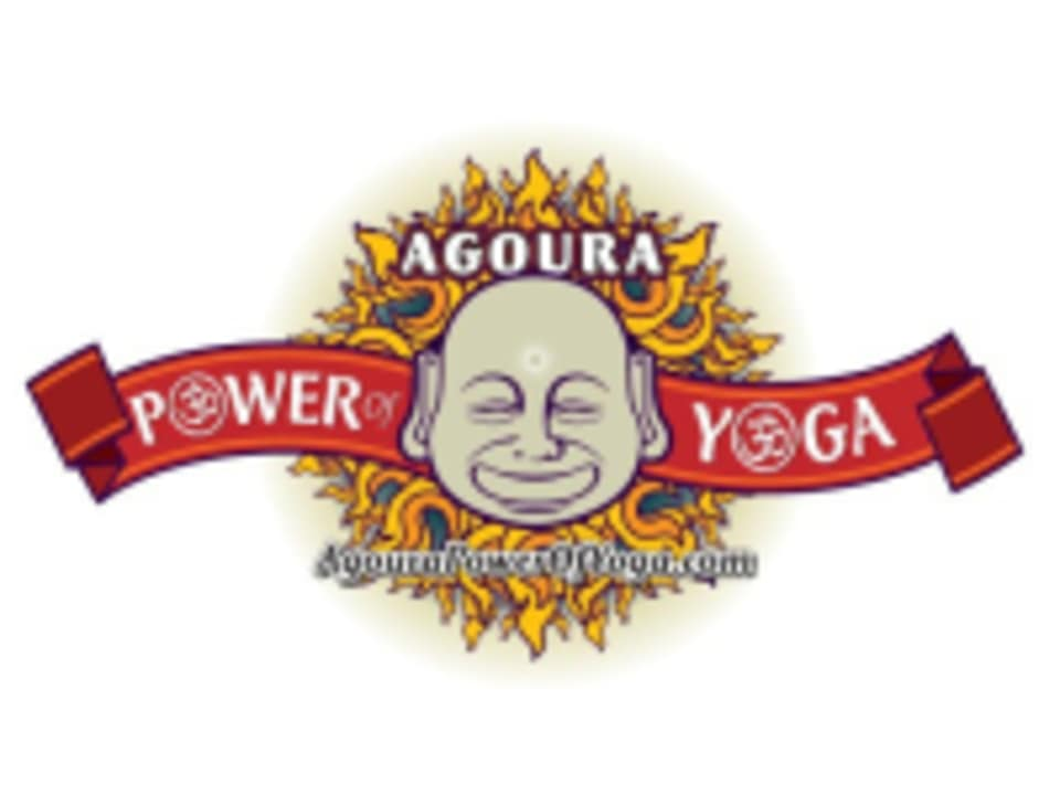 Agoura Power of Yoga logo