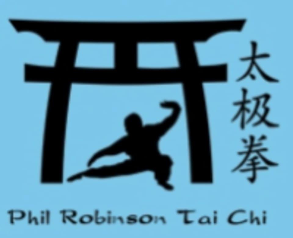 Phil Robinson Tai Chi logo