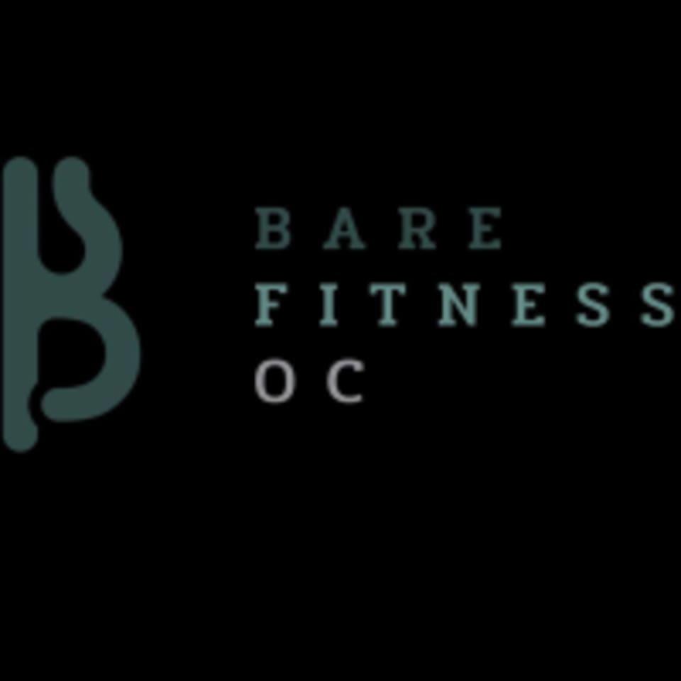 Bare Fitness OC logo