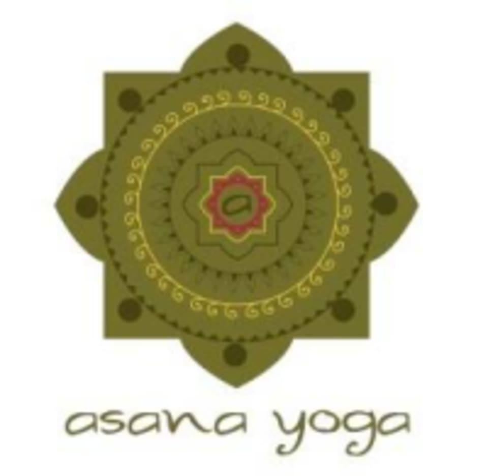 Asana Yoga logo