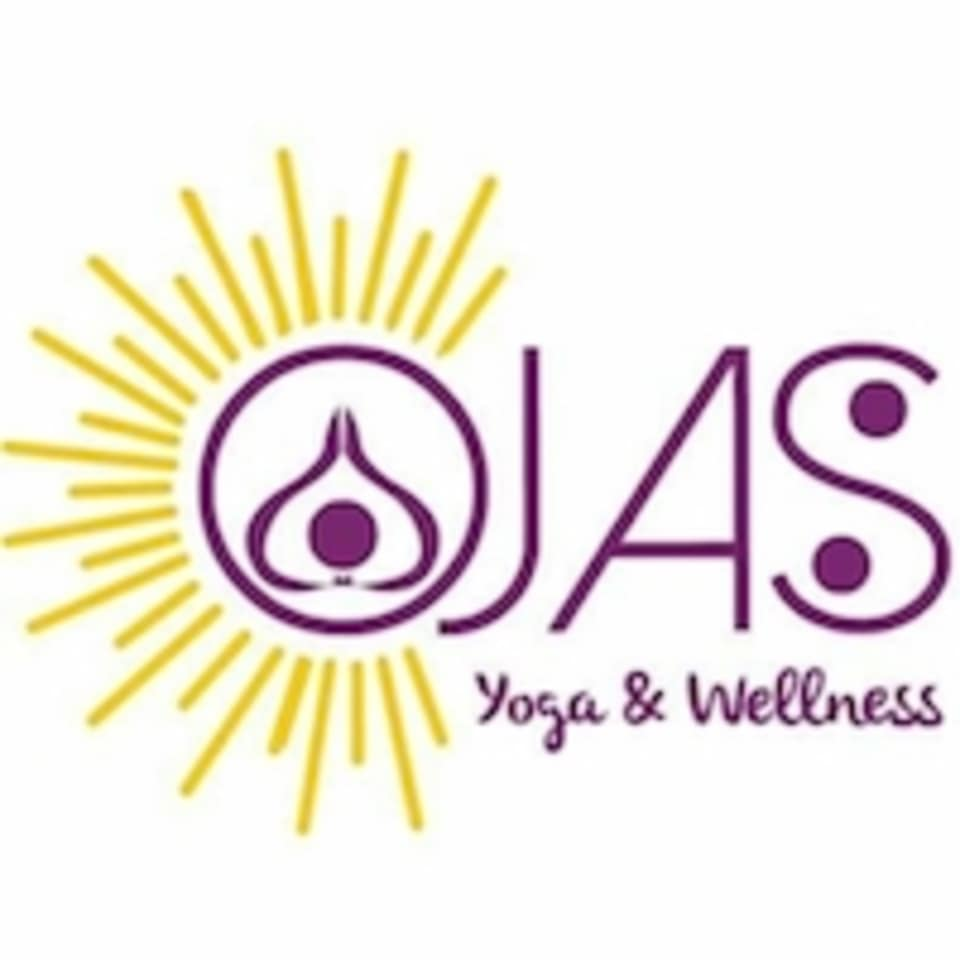 Ojas Yoga and Wellness logo