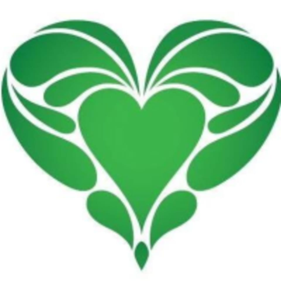Greenheart Yoga logo