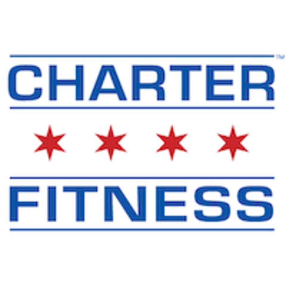 Charter Fitness  logo