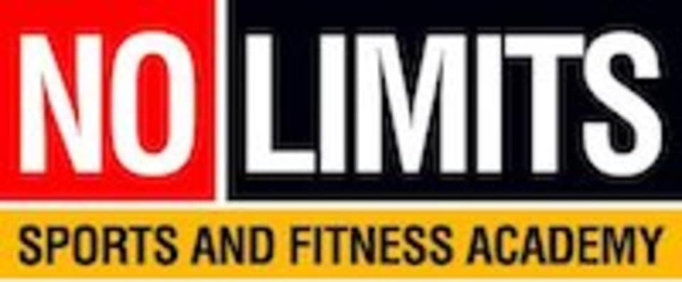 No Limits Sports and Fitness Academy logo