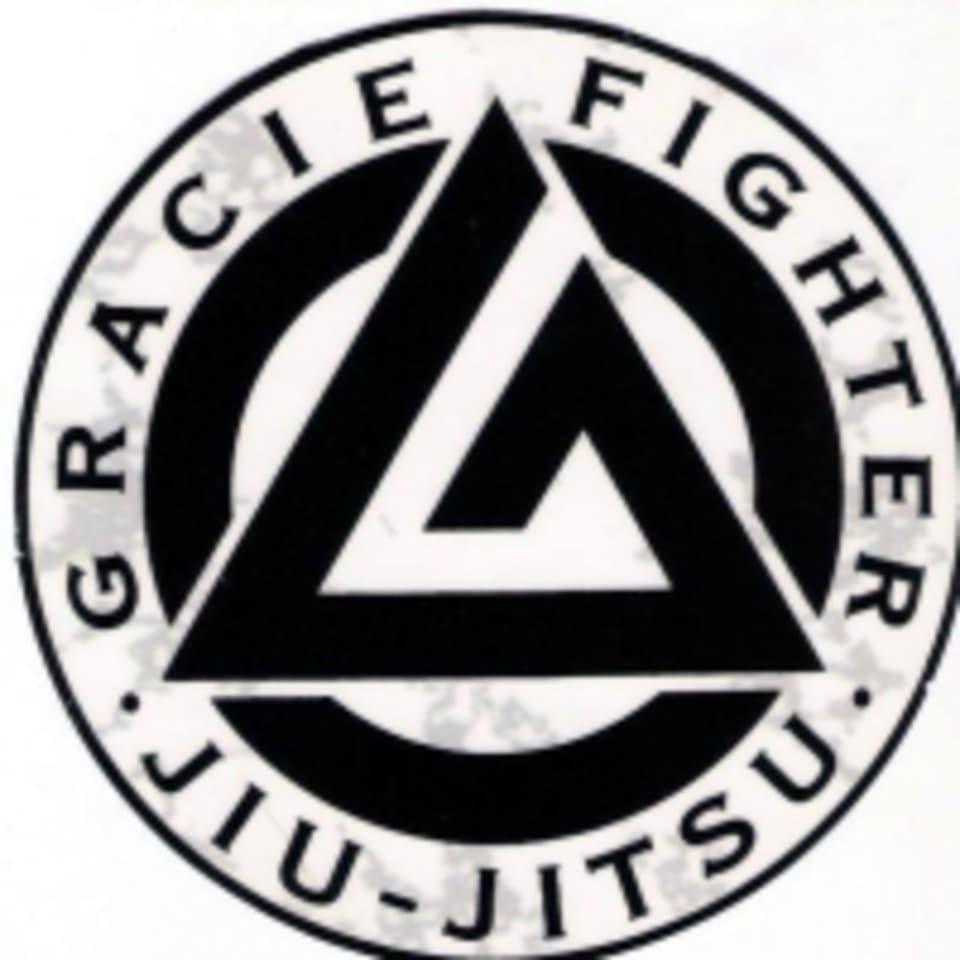 Gracie Fighter San Francisco logo