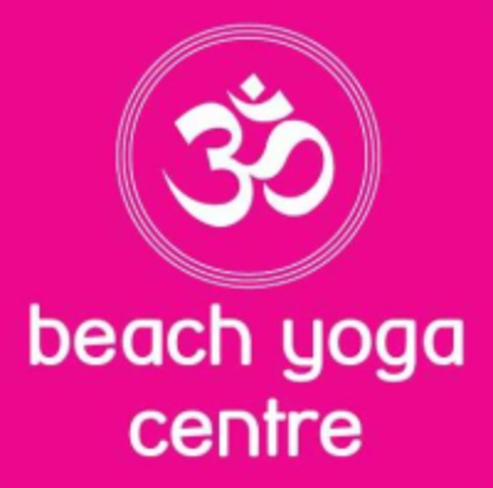 Beach Yoga Centre logo