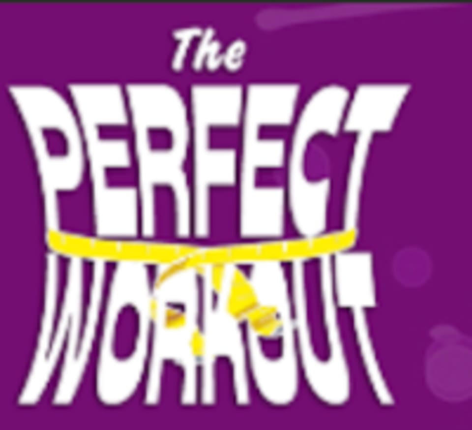 Perfect Workout Gym  logo