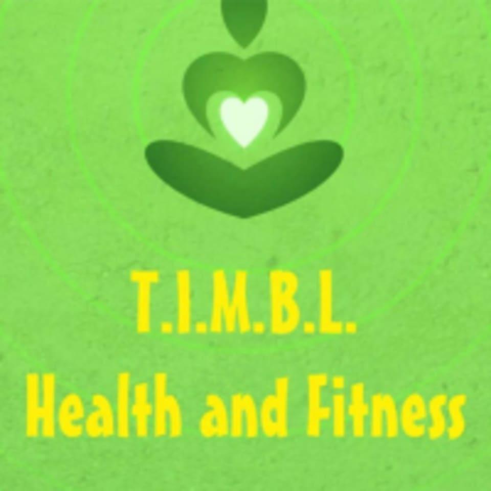 TIMBL Fitness  logo