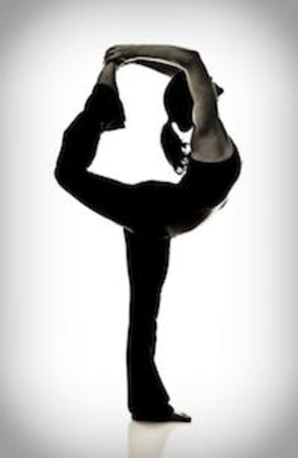 Burkman Yoga logo