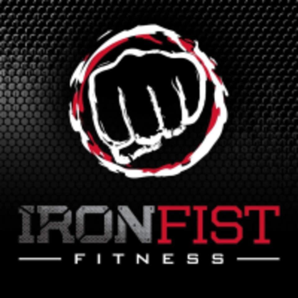 Iron Fist Fitness logo