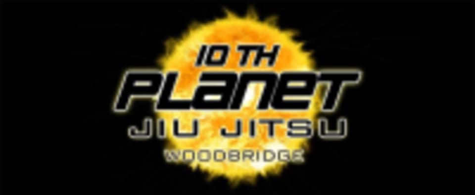 10th Planet Jiu Jitsu Woodbridge logo