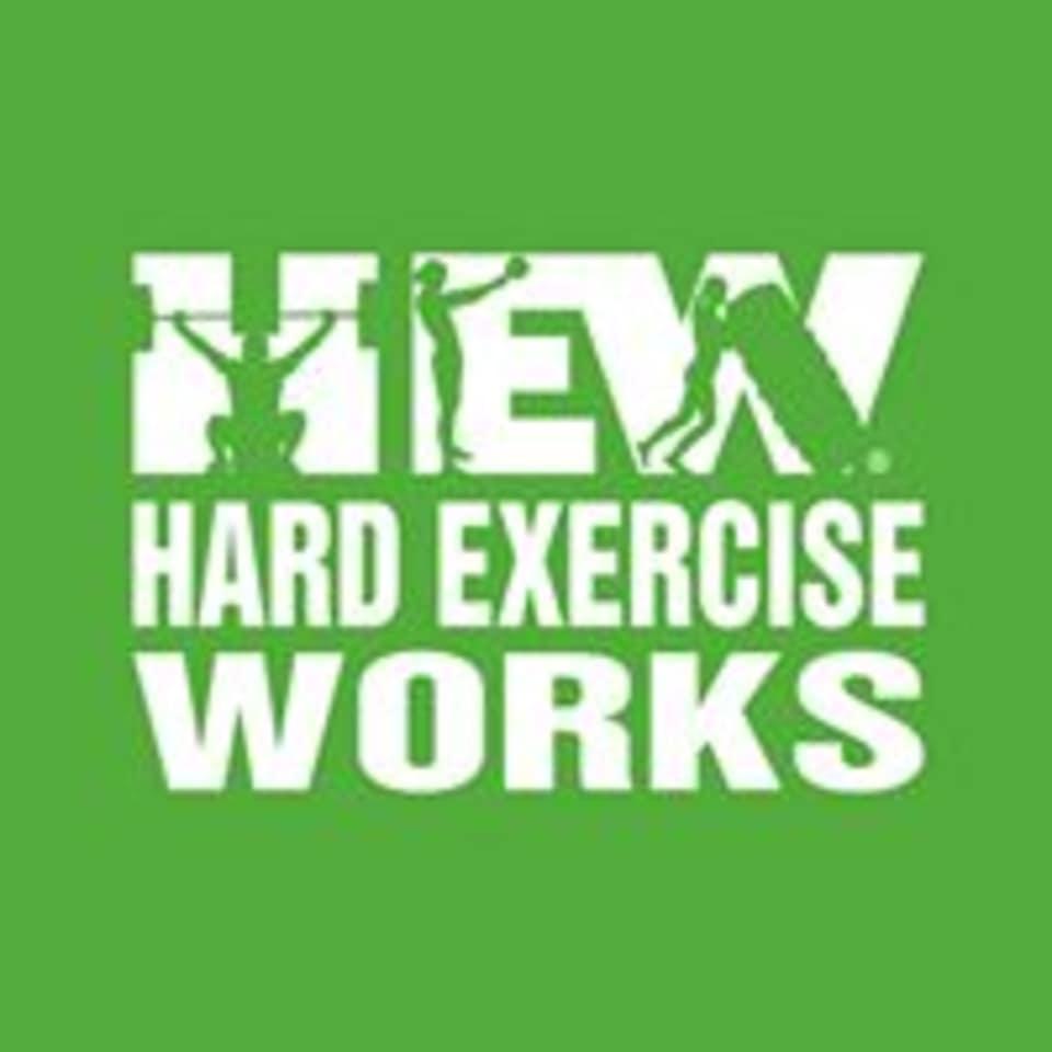 Hard Exercise Works  logo