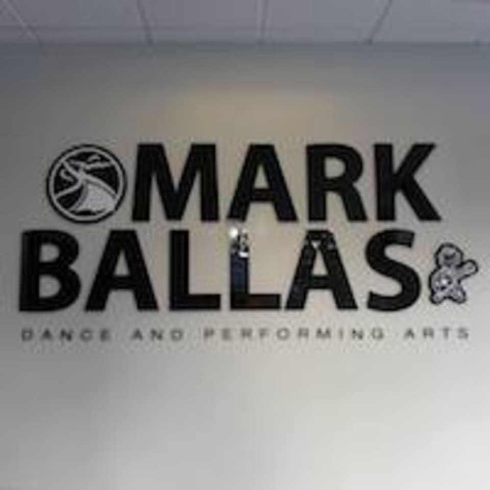 Mark Ballas Dance and Performing Arts logo