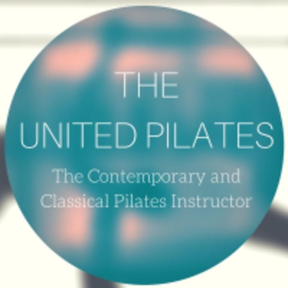 United Pilates logo