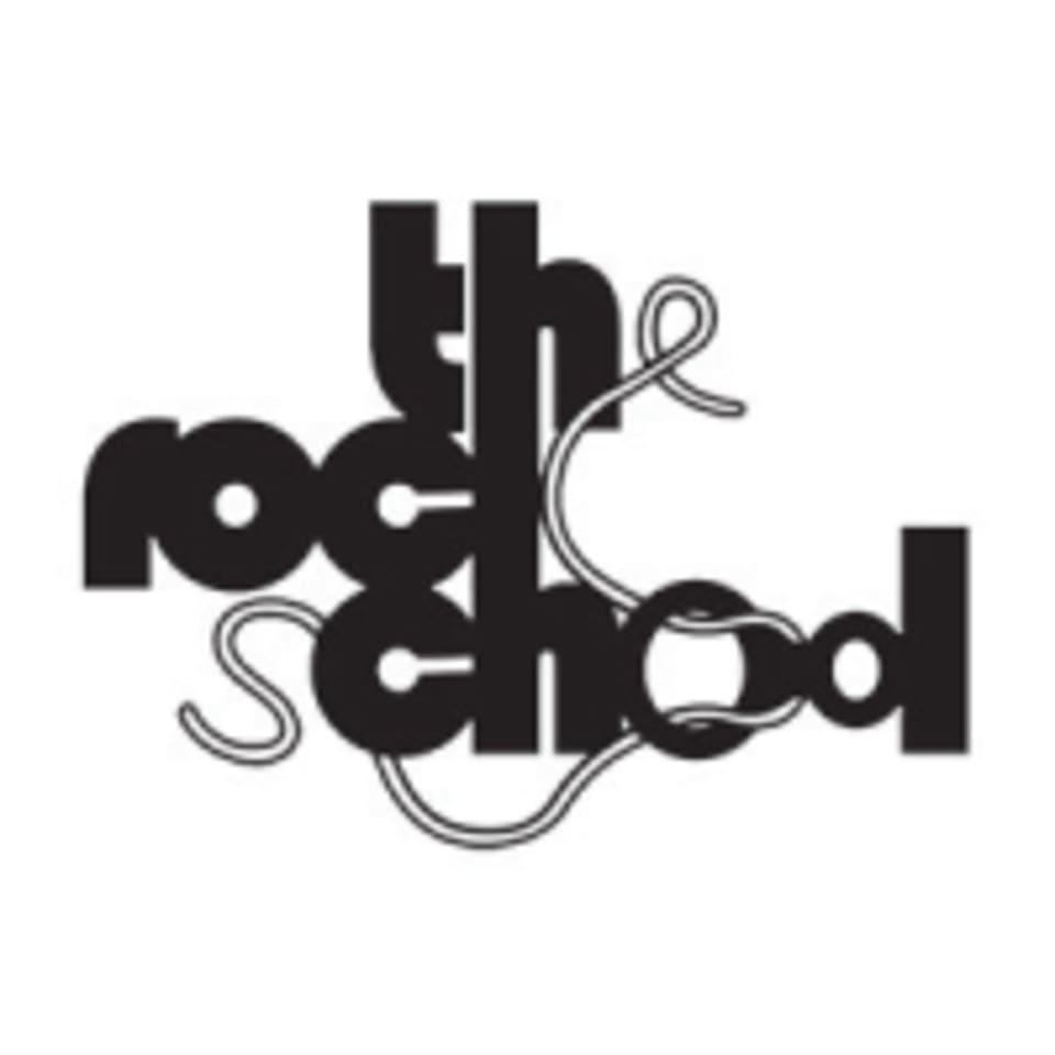 The Rock School logo