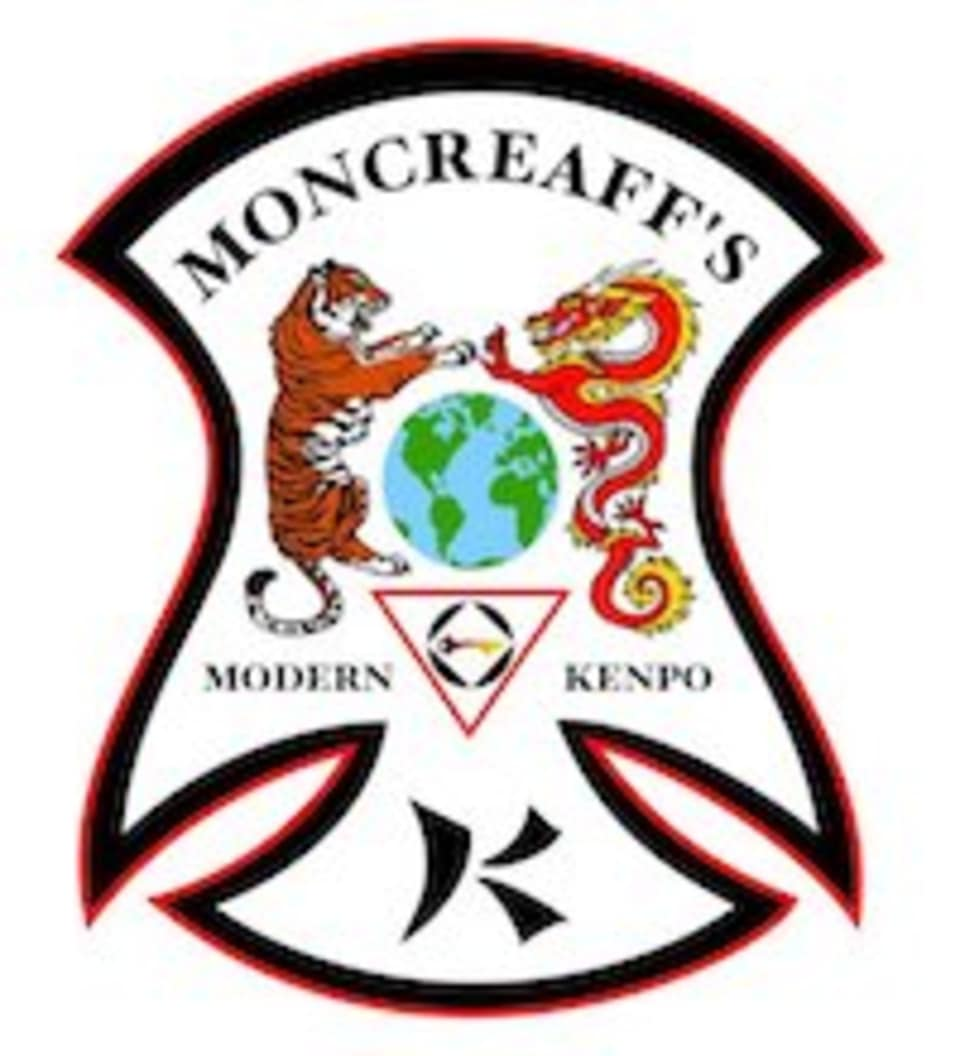Moncreaff's Martial Arts, Yoga and Fitness logo
