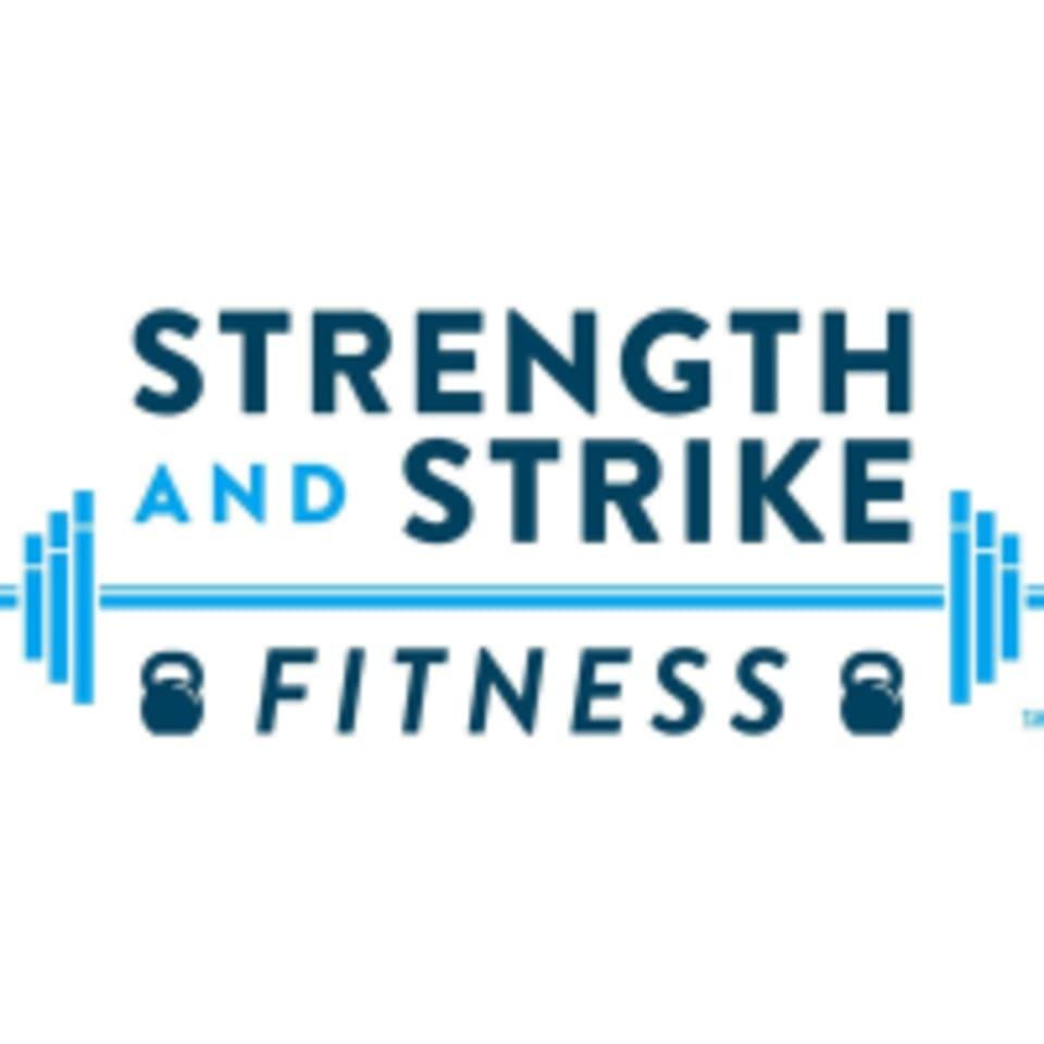 Strength and Strike Fitness logo