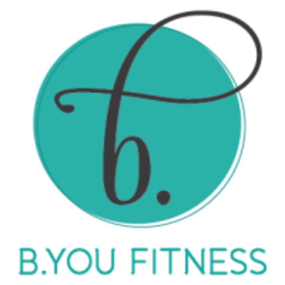 B.YOU Fitness logo