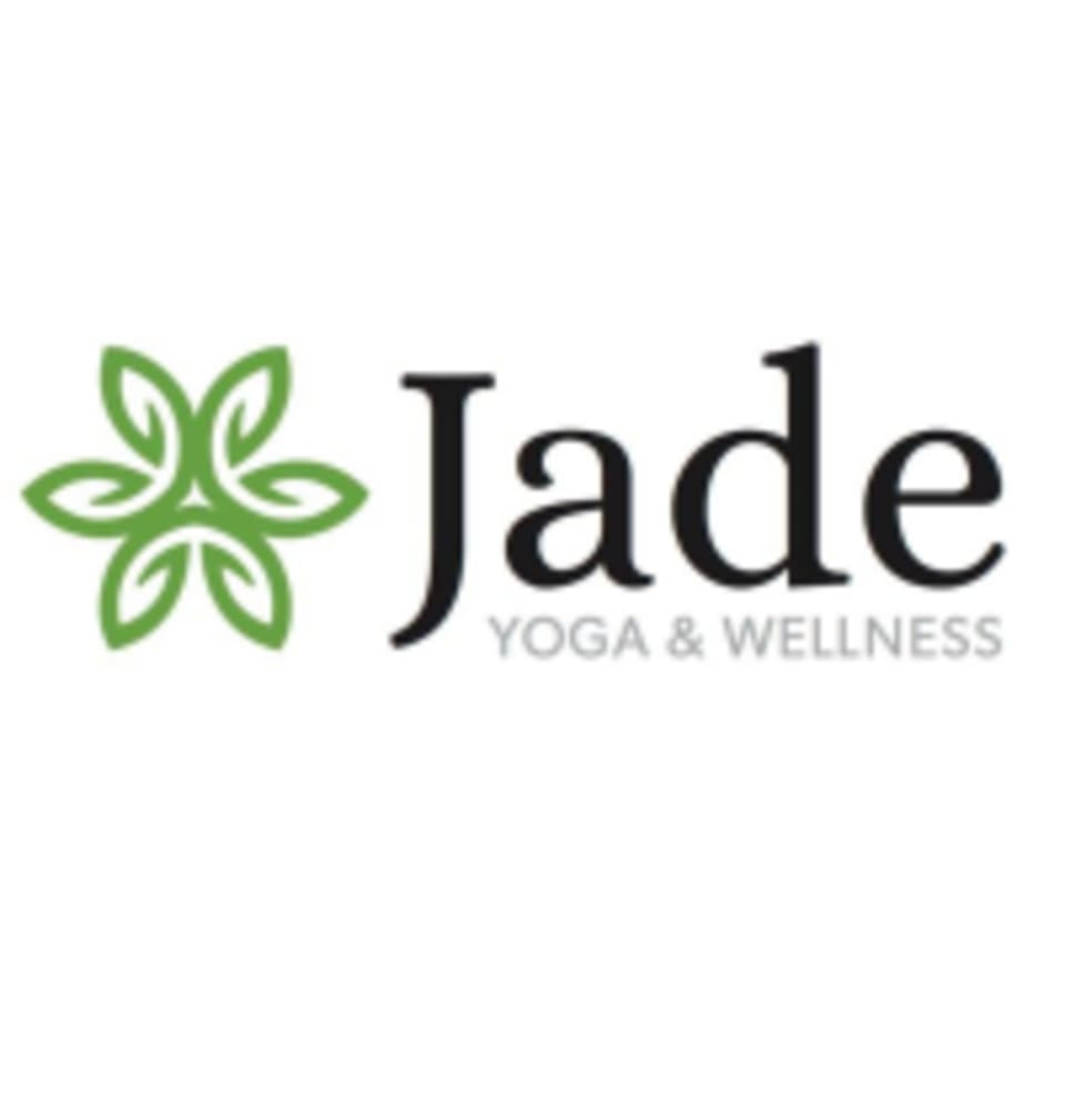 Jade Yoga and Wellness logo