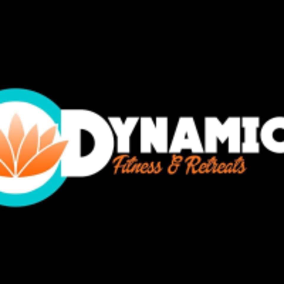Dynamic Fitness & Retreats logo