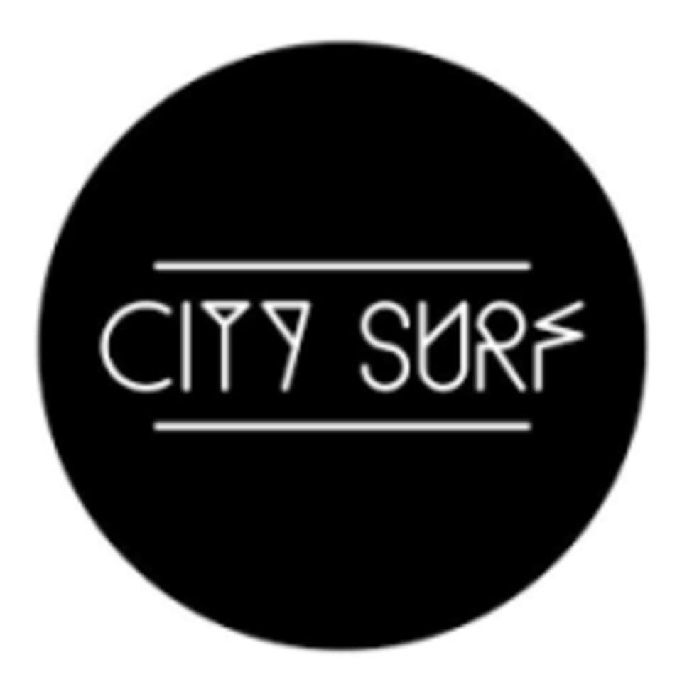 City Surf Fitness  logo