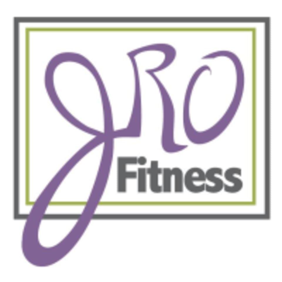 JRO Fitness logo