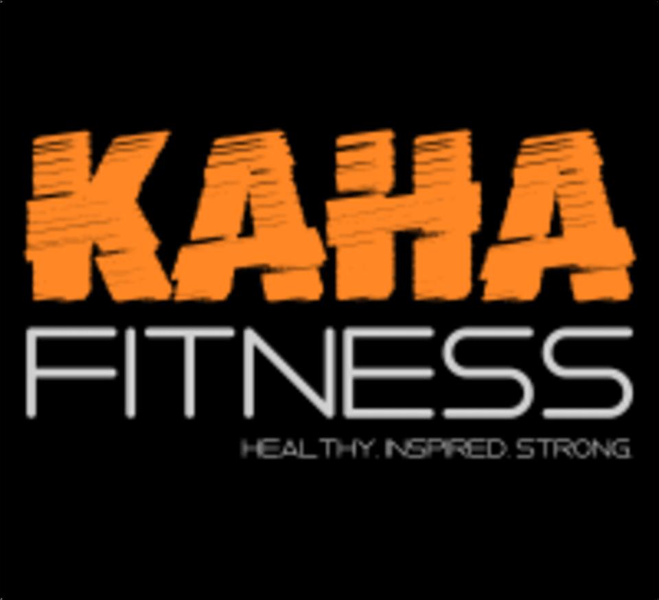 KAHA FITNESS logo