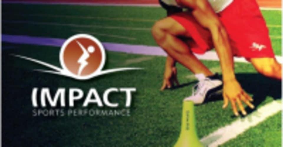 Impact Sports Performance logo