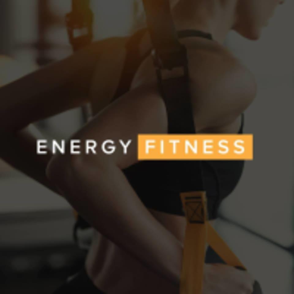 Energy Fitness  logo