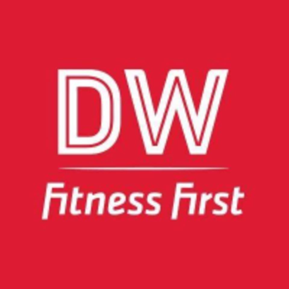 DW Fitness logo