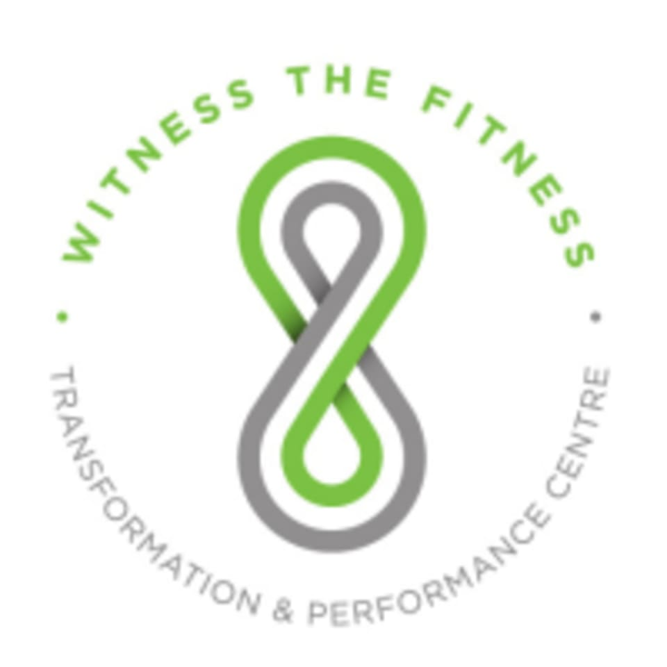 Witness the Fitness logo