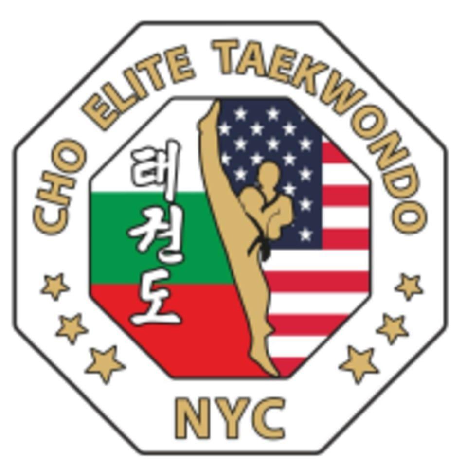 Cho Elite Olympic Taekwondo logo
