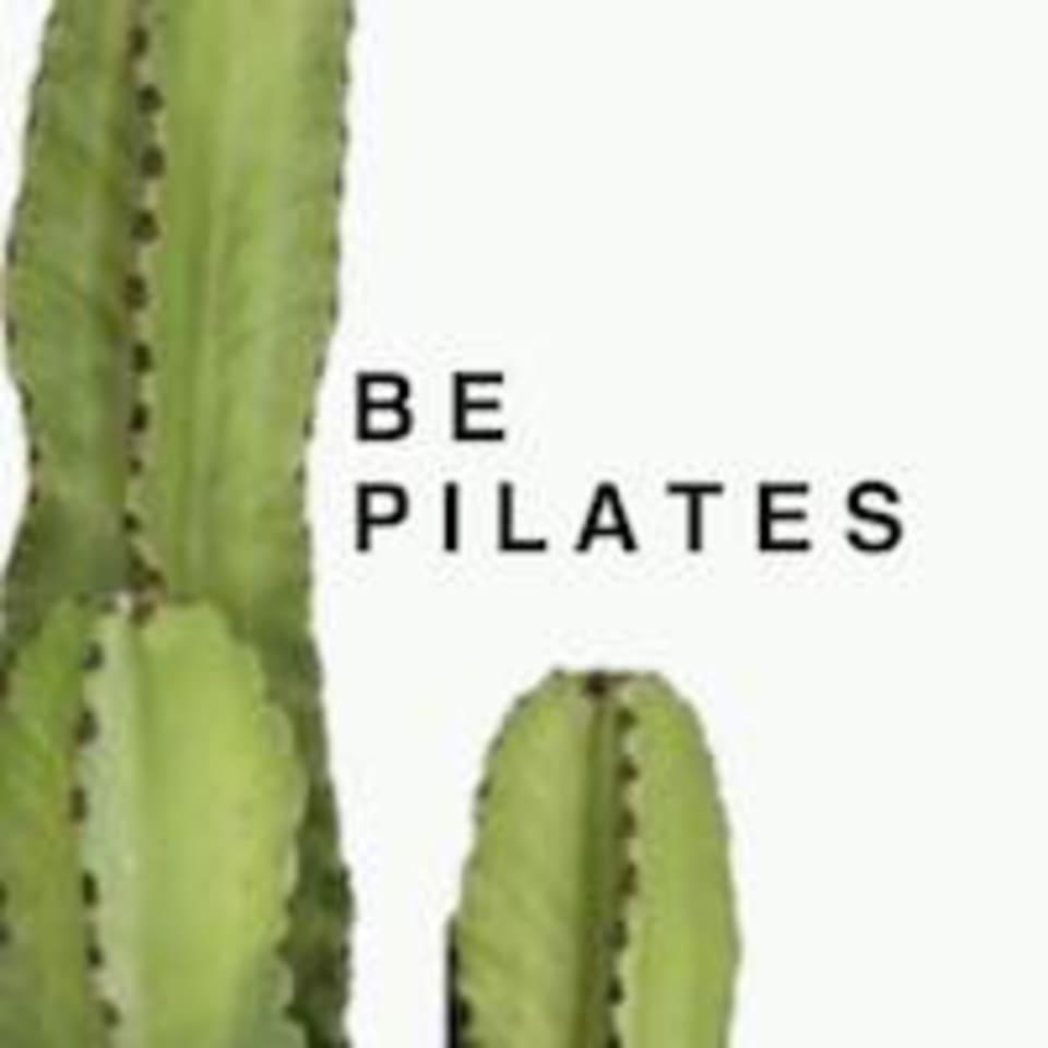 Be Pilates logo