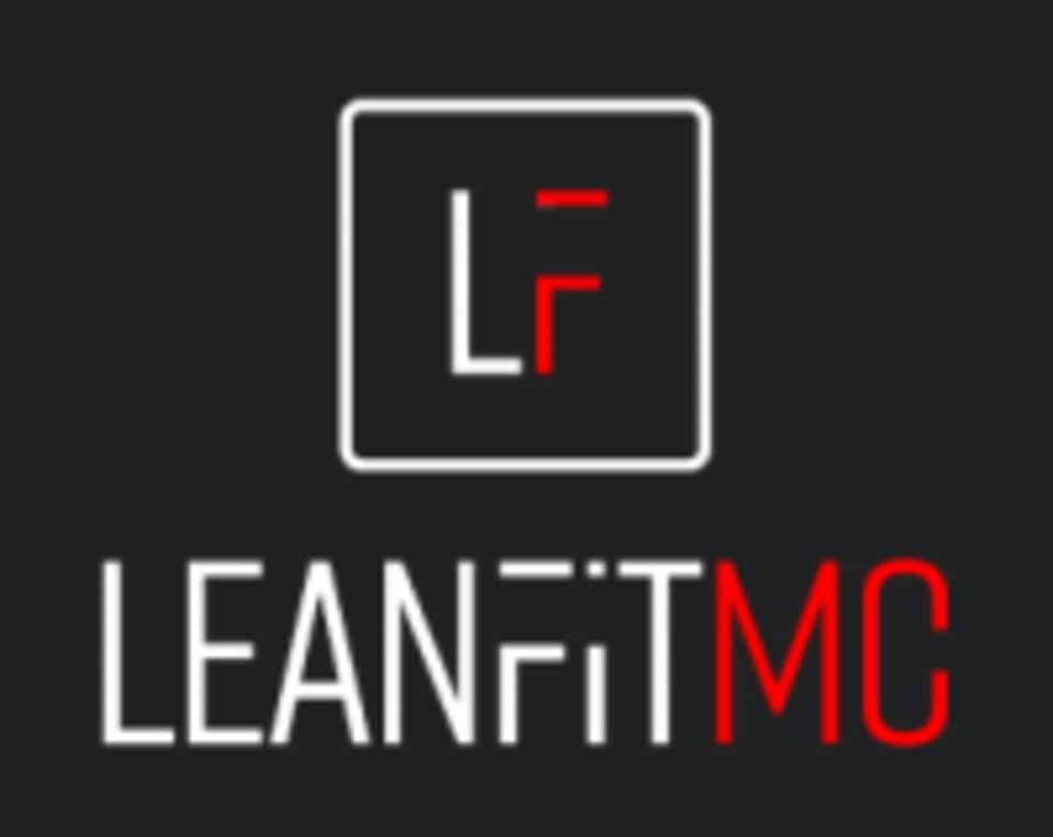 LeanFitMC logo